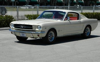 1965 ford Mustang for sale 100868160