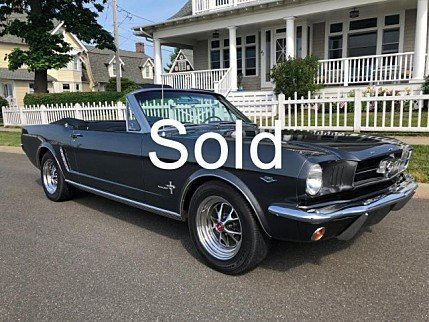 1965 ford Mustang for sale 101004573