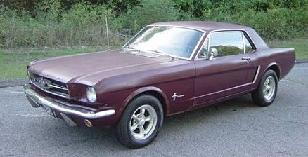1965 ford Mustang for sale 101031943