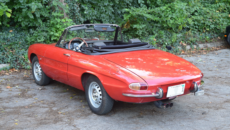 ... 1966 Alfa Romeo Duetto For Sale 100799552 ...
