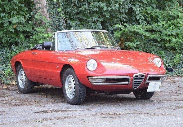 1966 Alfa Romeo Duetto For Sale 100900388