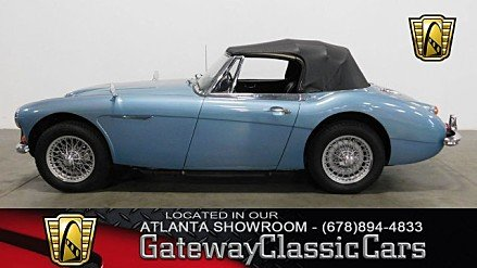 1966 Austin-Healey 3000MKIII for sale 100898670