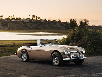 1966 Austin-Healey 3000MKIII for sale 101017765