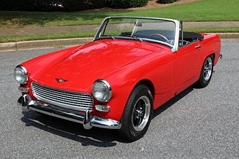 1966 Austin-Healey Sprite MKIII for sale 101007987
