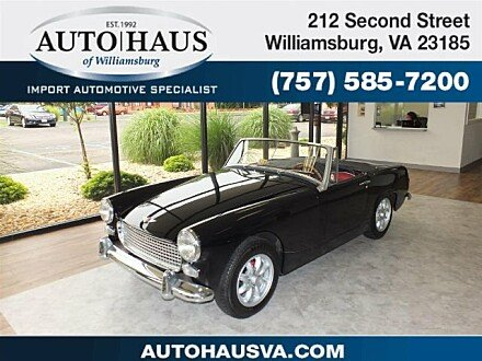 1966 Austin-Healey Sprite MKIII for sale 100898328