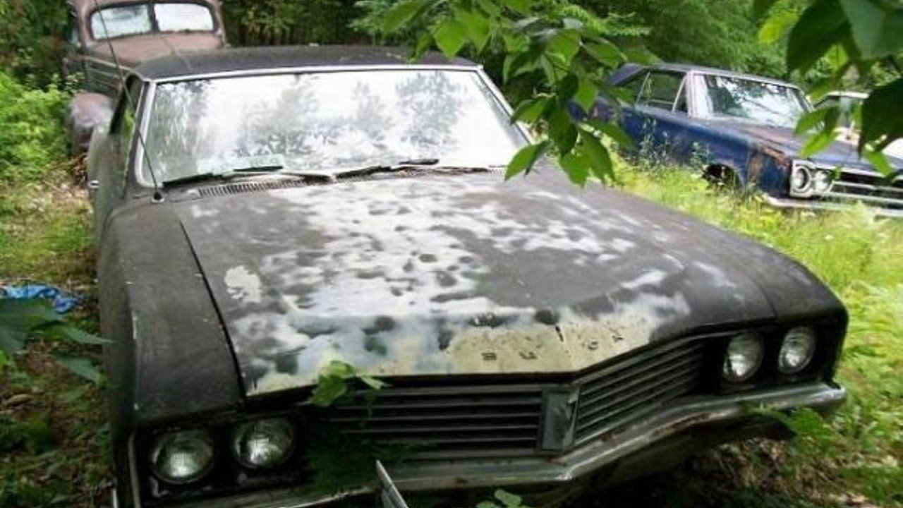 1966 Buick Skylark for sale 100892490