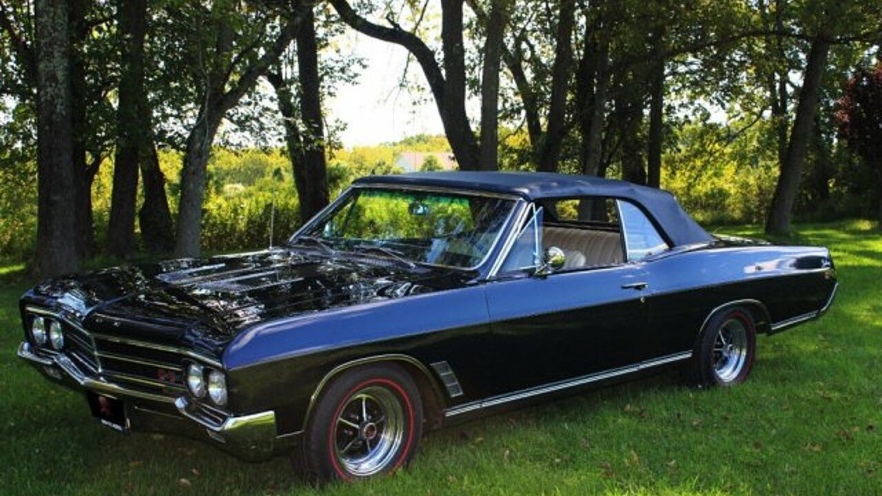 1966 Buick Skylark for sale 101040262