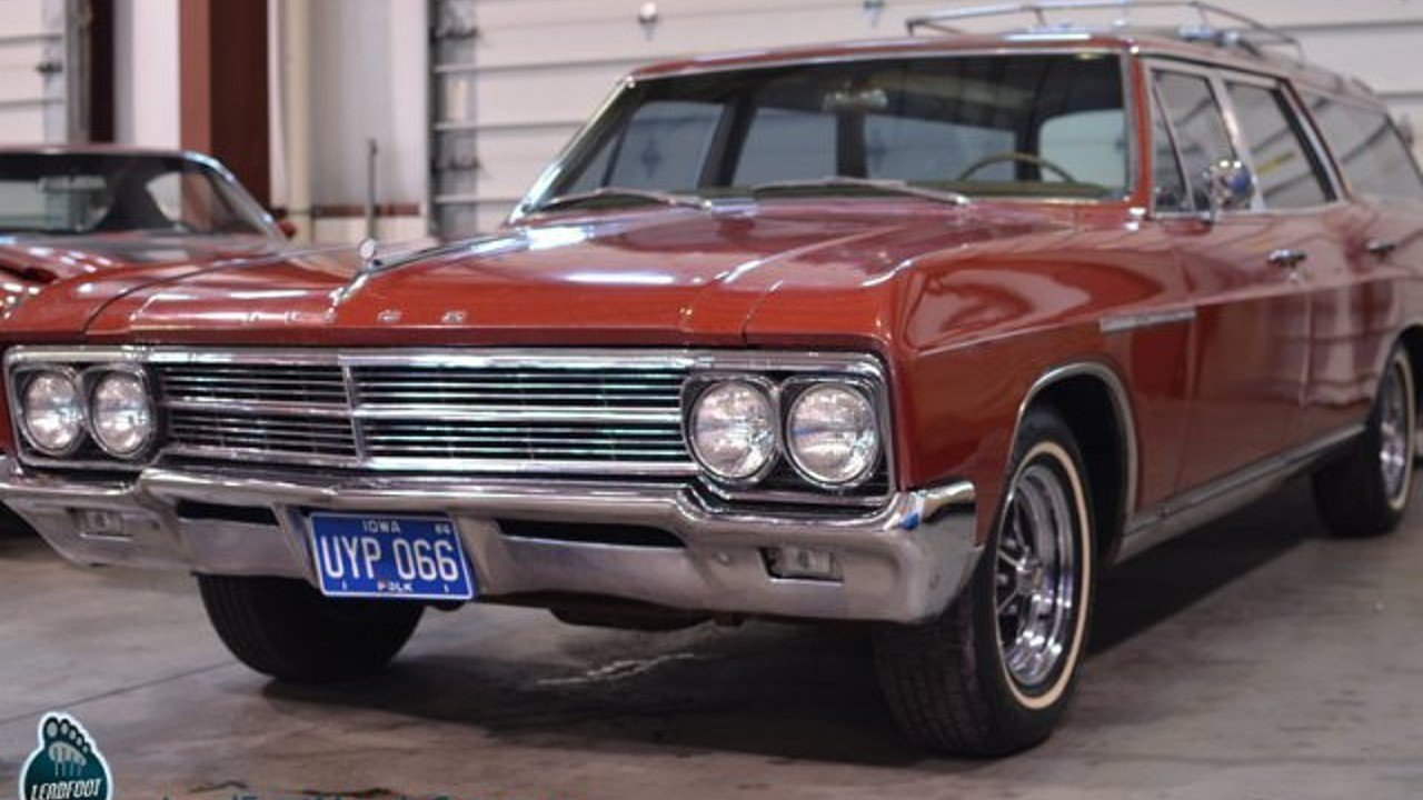 1966 Buick Sport Wagon for sale 100923723
