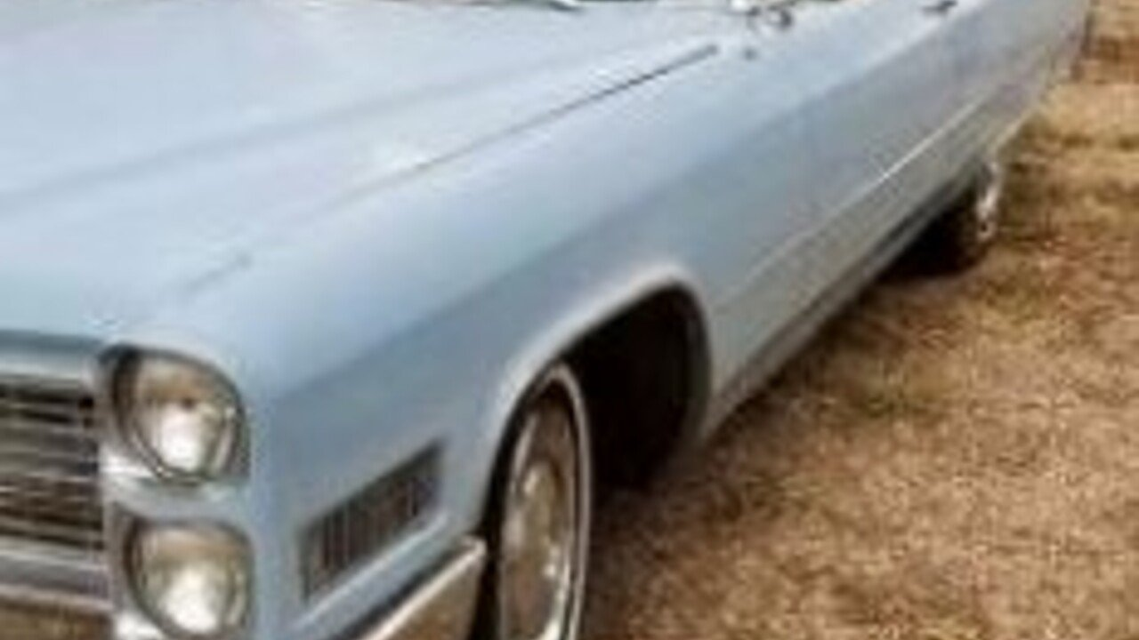 1966 Cadillac Calais for sale 100928051