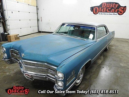 1966 Cadillac De Ville for sale 100761067