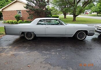 1966 Cadillac De Ville for sale 100791554