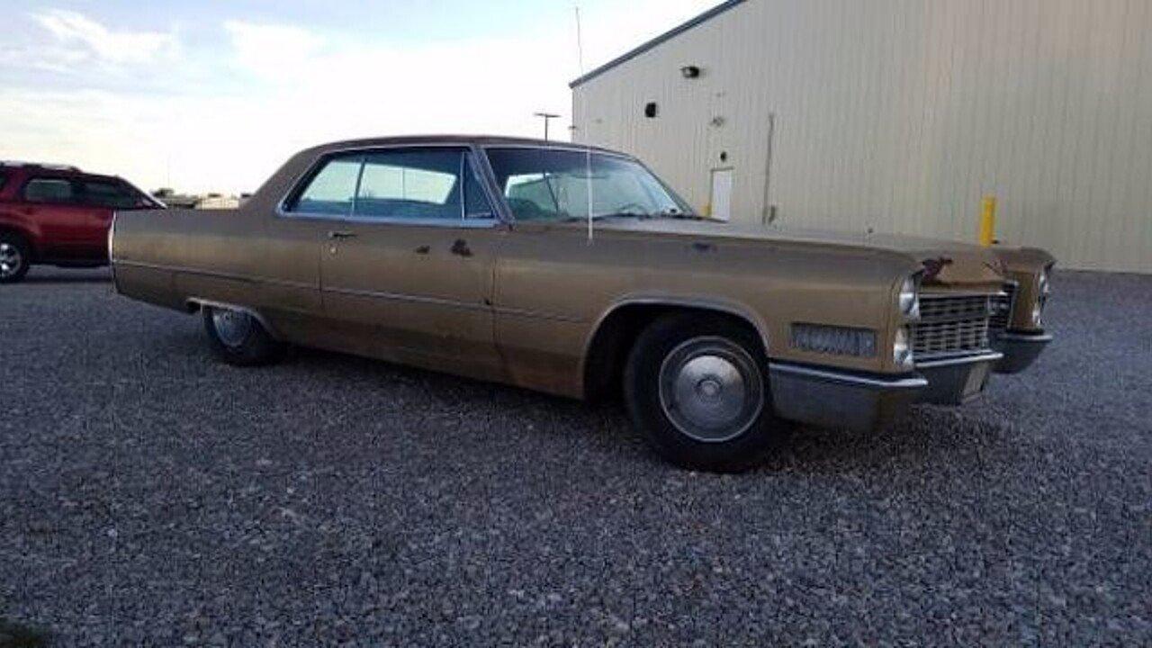 1966 Cadillac De Ville for sale near Cadillac, Michigan 49601 ...