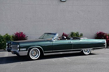 1966 Cadillac Eldorado for sale 100925725