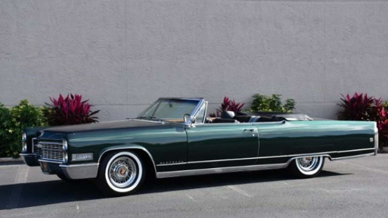 1966 Cadillac Eldorado for sale near Venice, Florida 34293 ...