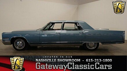1966 Cadillac Fleetwood for sale 100784311