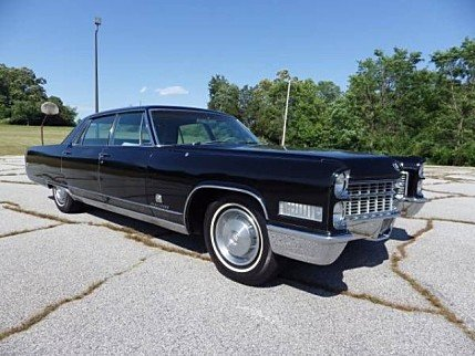 1966 Cadillac Fleetwood for sale 100859651