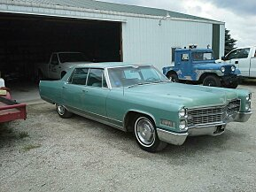 1966 Cadillac Fleetwood 60 Special Sedan for sale 100952132