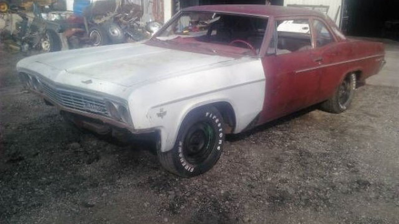 1966 Chevrolet Bel Air for sale 100888876