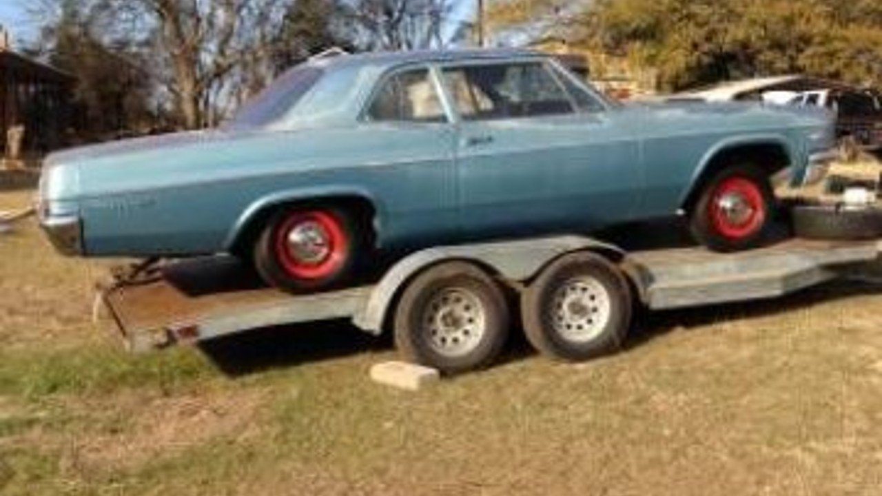 1966 Chevrolet Bel Air for sale 100942558