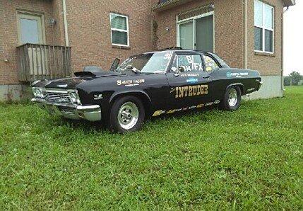 1966 Chevrolet Biscayne for sale 100791610