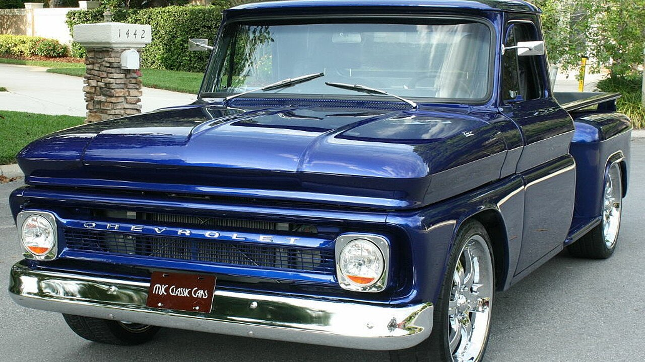 1966 Chevrolet C/K Truck for sale 100871190