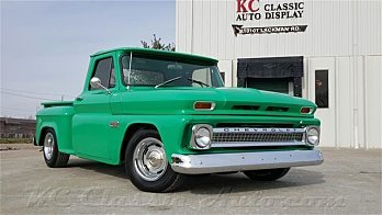 1966 Chevrolet C/K Truck for sale 100731345