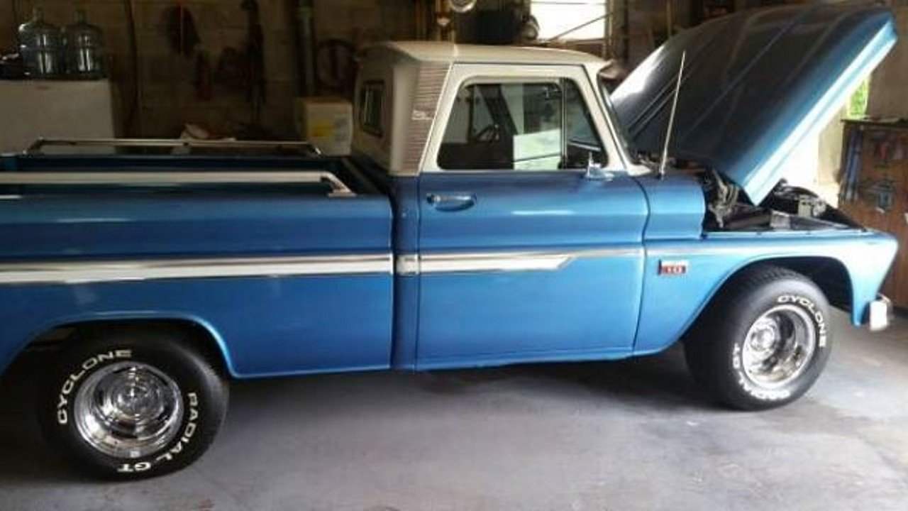1966 Chevrolet C/K Truck for sale 100861743