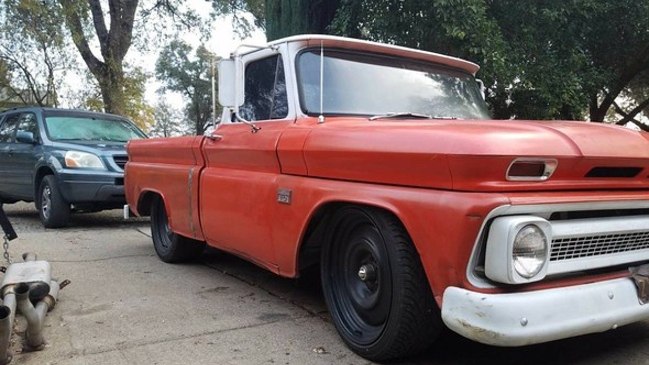 1966 Chevrolet C/K Truck for sale 100924399