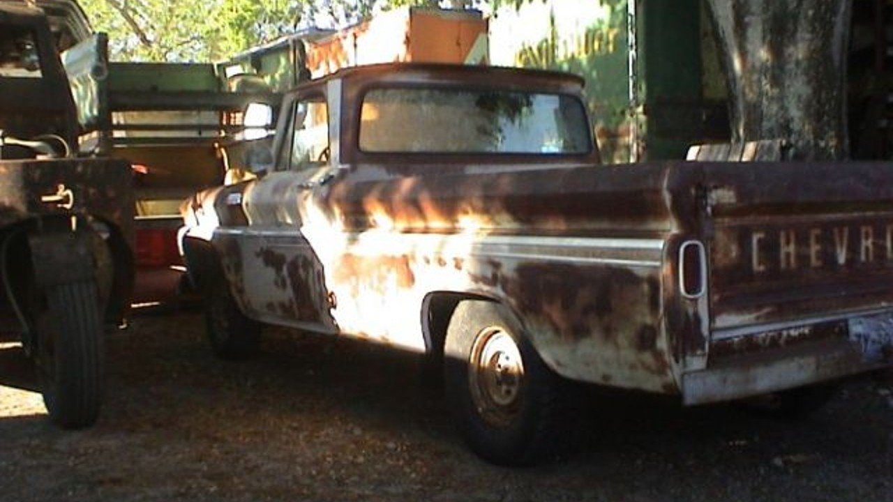 1966 Chevrolet C/K Truck for sale 100972635