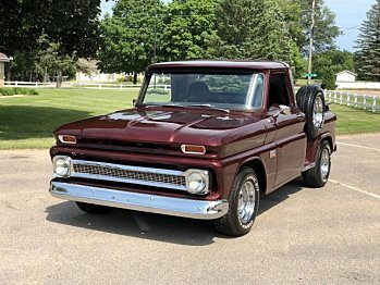 1966 Chevrolet C/K Truck for sale 100996706