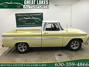 1966 Chevrolet C/K Truck for sale 101012192