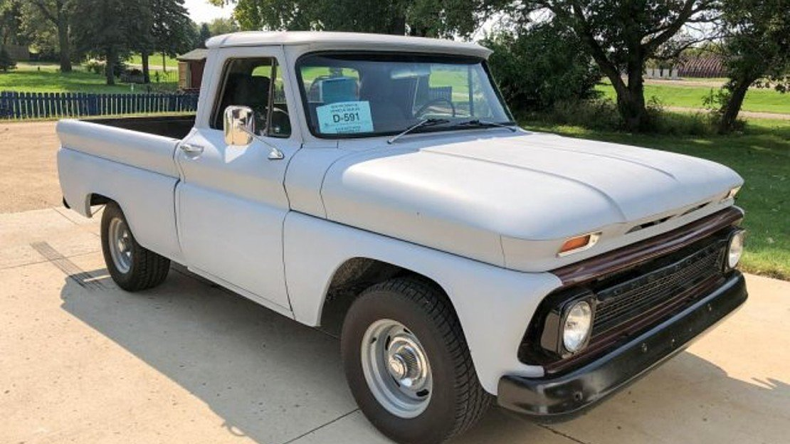 1966 Chevrolet C/K Truck for sale 101025657