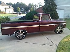 1966 Chevrolet C/K Truck 2WD Regular Cab 1500 for sale 100959563