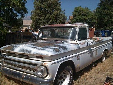 1966 Chevrolet C/K Truck for sale 100875080