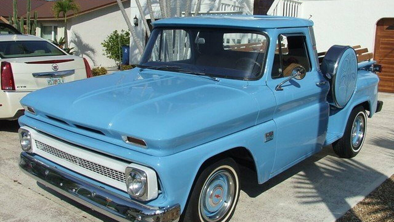 1966 Chevrolet C/K Trucks for sale 100805952