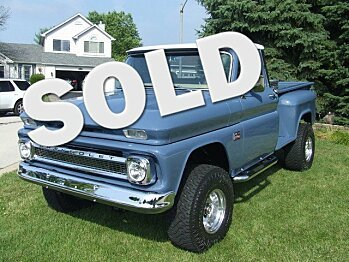 1966 Chevrolet C/K Trucks for sale 100805953