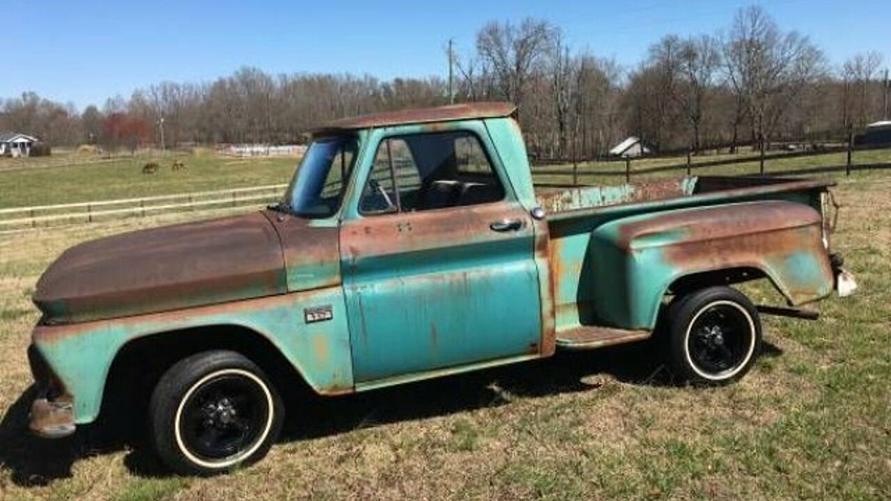 1966 Chevrolet C/K Trucks for sale 100858513