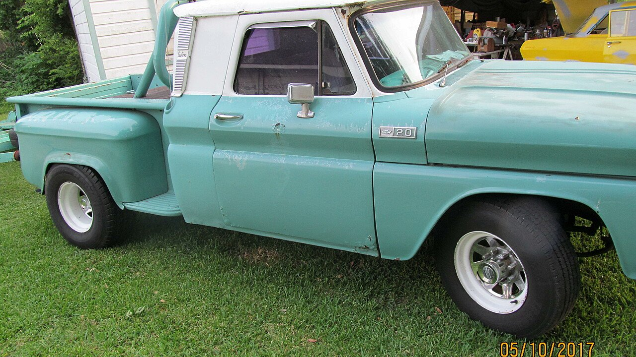 1966 Chevrolet C/K Trucks for sale 100870739