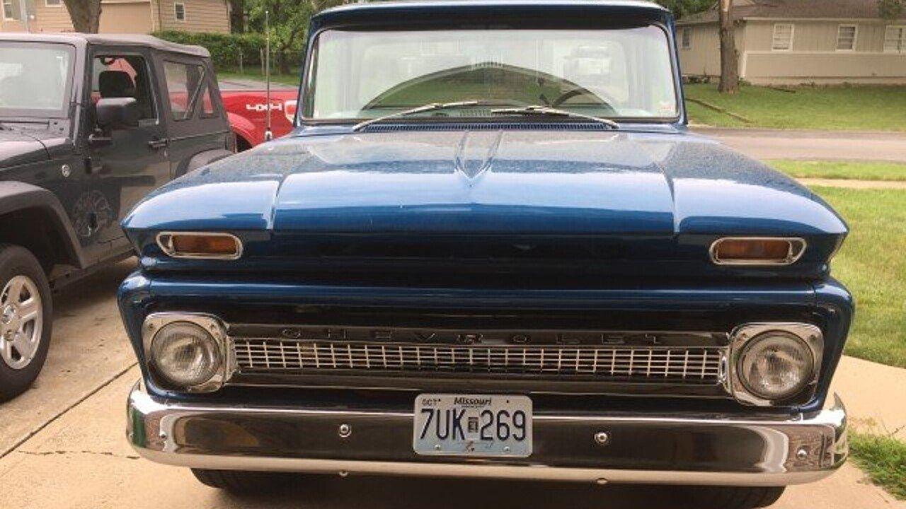1966 Chevrolet C/K Trucks for sale near Blue Springs, Missouri 64014 ...