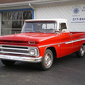 1966 Chevrolet C/K Trucks for sale 100869631