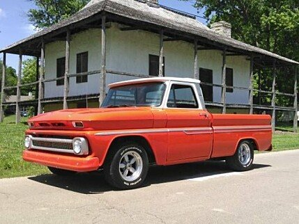 1966 Chevrolet C/K Trucks for sale 100877949