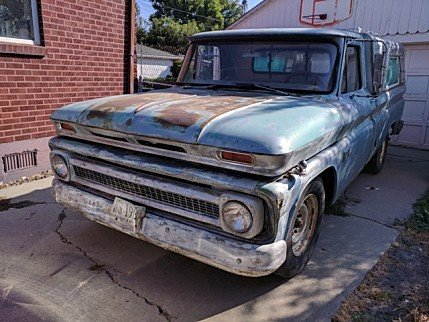 1966 Chevrolet C/K Trucks for sale 100903887