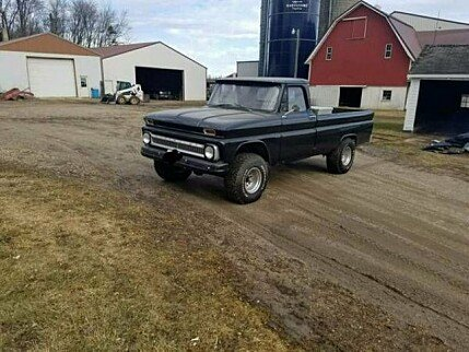 1966 Chevrolet C/K Trucks for sale 100910171