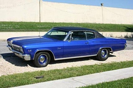 1966 Chevrolet Caprice for sale 100801890