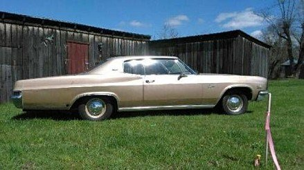 1966 Chevrolet Caprice for sale 100827699