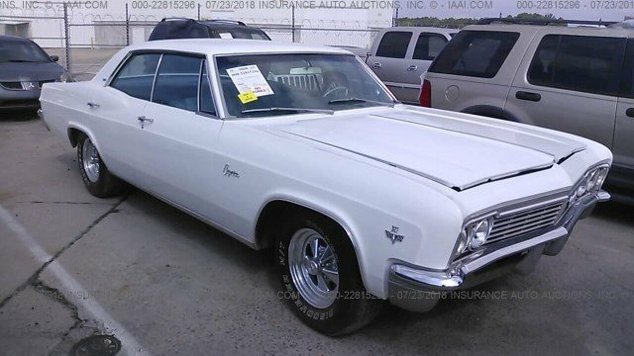 1966 Chevrolet Caprice For Sale Near North Miami Beach Florida Chevy 101015311