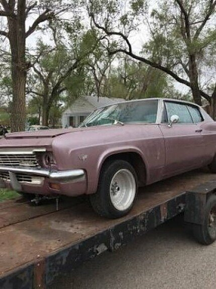 1966 Chevrolet Caprice for sale 100827701