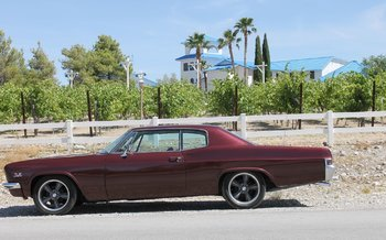 1966 Chevrolet Caprice Classic Coupe for sale 100998105