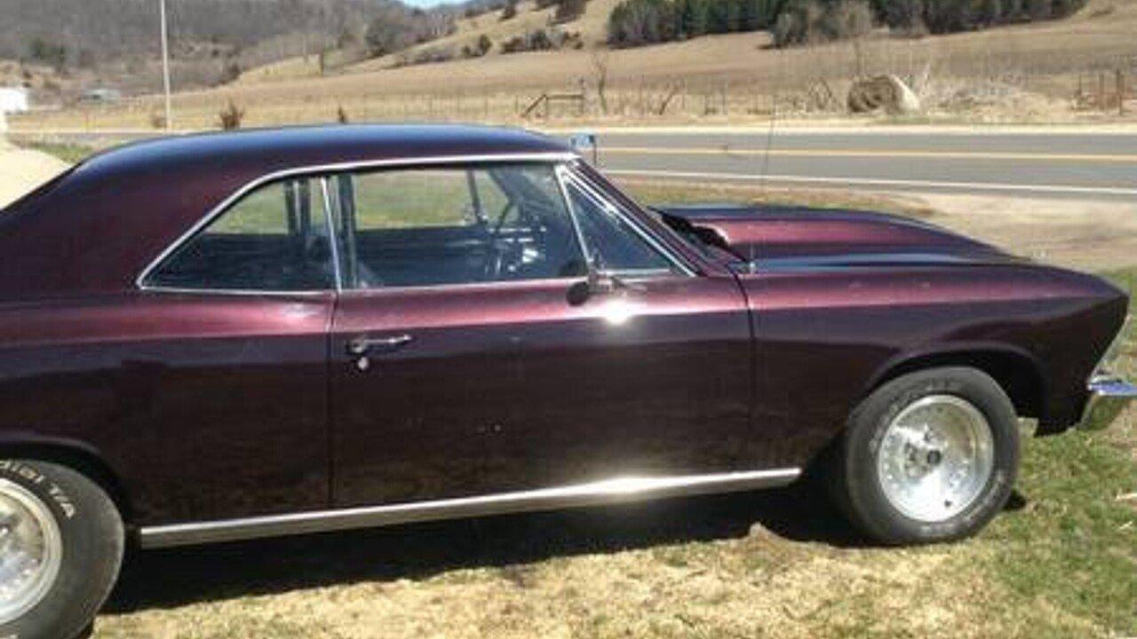 1966 Chevrolet Chevelle for sale near Wilkes Barre, Pennsylvania ...