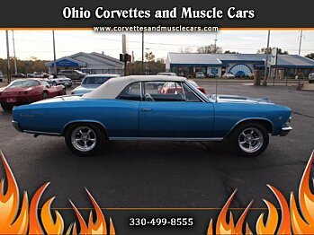 1966 Chevrolet Chevelle for sale 100020757
